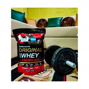 MuscleXP Raw Whey Protein 80% Powder Unflavoured pic 2-Awesome Product-By sagarsaurav288