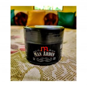Man Arden Beard Wax – Strong Hold with Matte Finish pic 1-A must use product-By sagarsaurav288