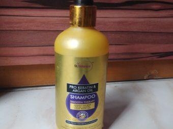 St.Botanica Pro Keratin & Argan Oil Shampoo -Salon like effect at home-By sudeeta_jain