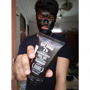 Man Arden 7X Activated Charcoal Peel Off Mask pic 1-Best Charcoal Mask-By ayush0303