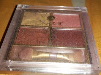 Lakme 9 to 5 Pure Rouge Blusher -Lakme blusher cum eyeshadow-By arapna_singh_
