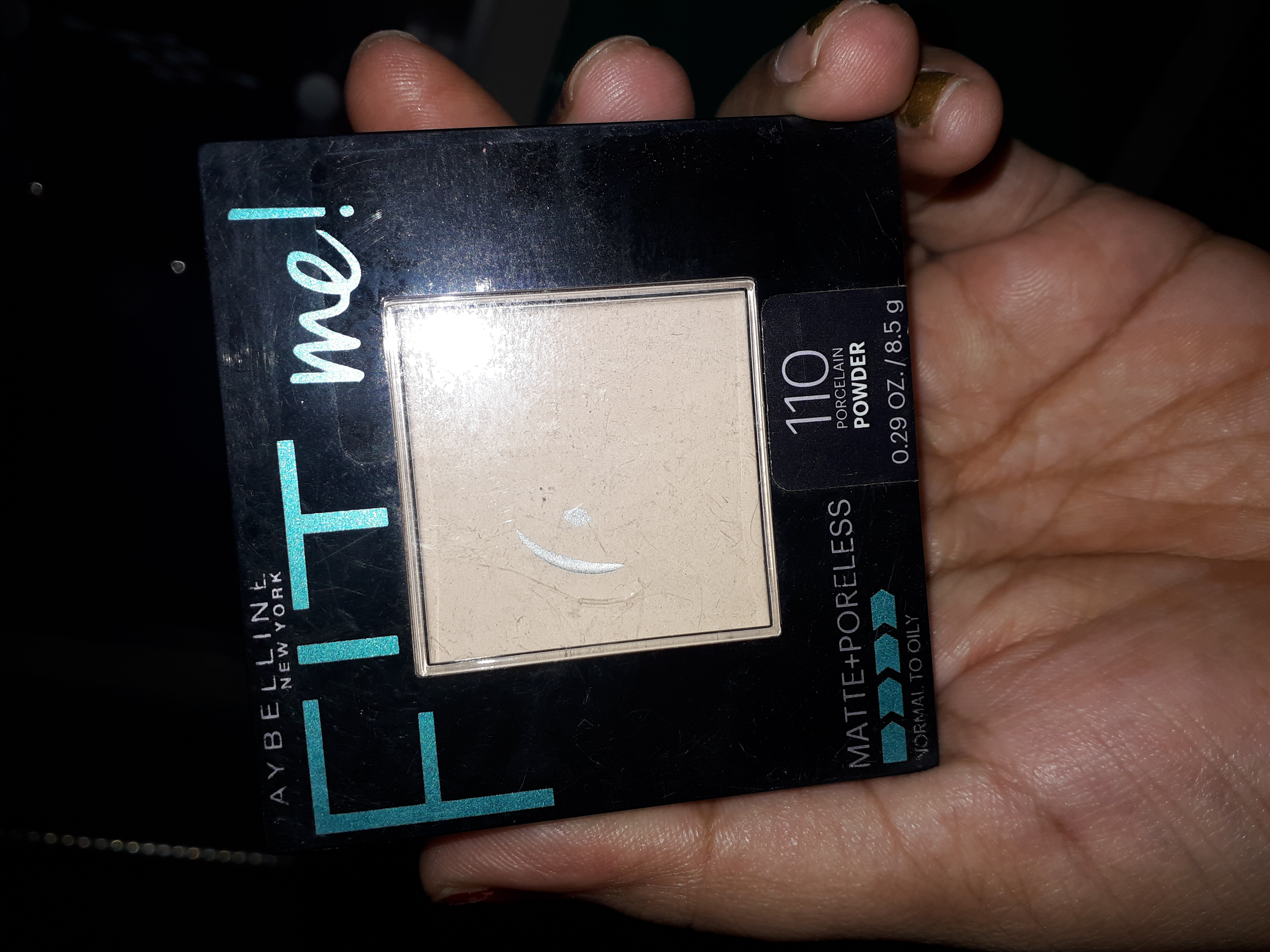 Maybelline Fit Me Matte And Poreless Powder-Fit me maybelline poreless compact-By arapna_singh_