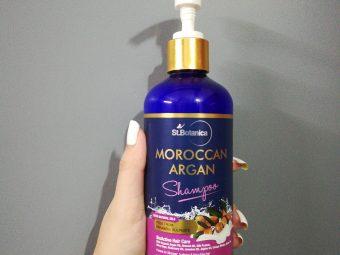 StBotanica Moroccan Argan Hair Shampoo -Lovely fragrance and formula-By deekshakapoor_