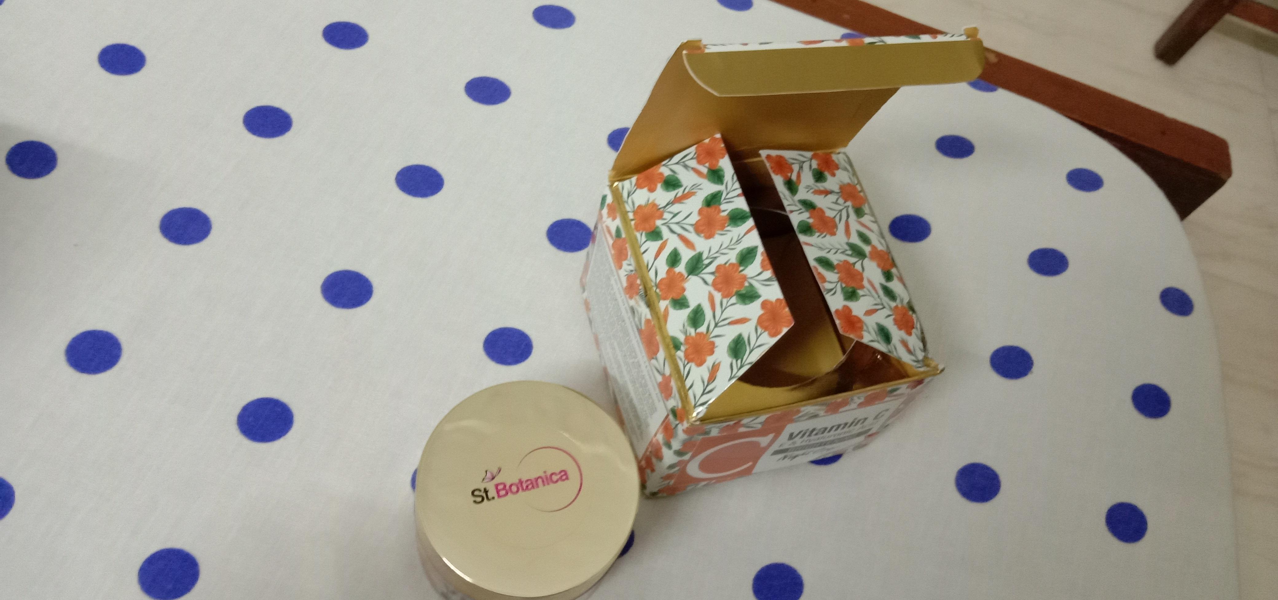 St.Botanica Vitamin C Brightening Night Cream-Amazing Product ..love it!-By shilpiahuja