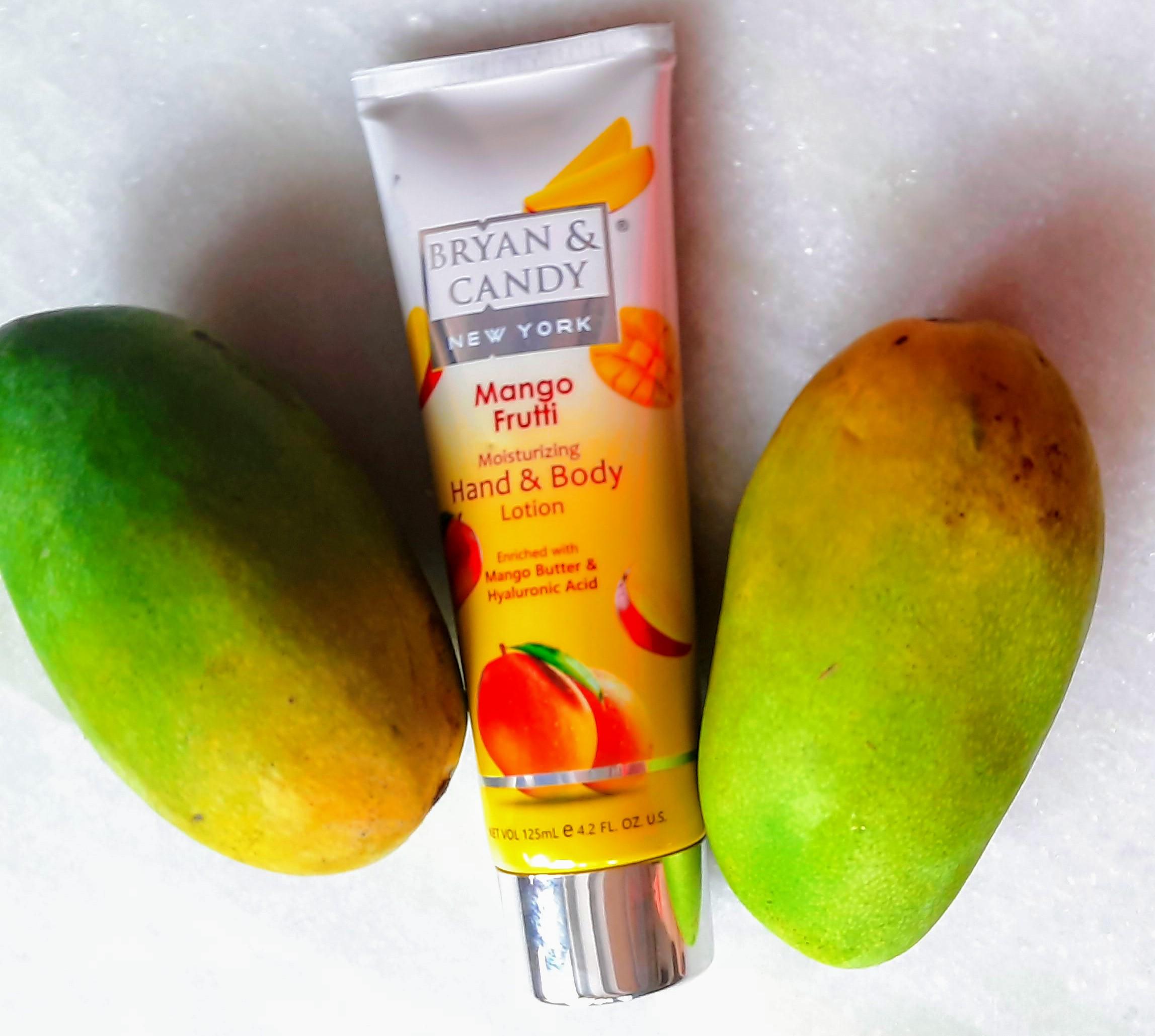 Bryan & Candy New York Mango Frutti Hand and Body Lotion -Amazingly sweet product-By pooja_jain2