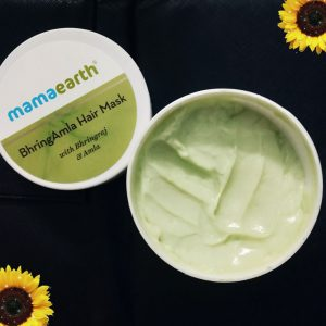 Mamaearth BhringAmla Hair Mask -Try this hair mask.-By in_voguewonderzz