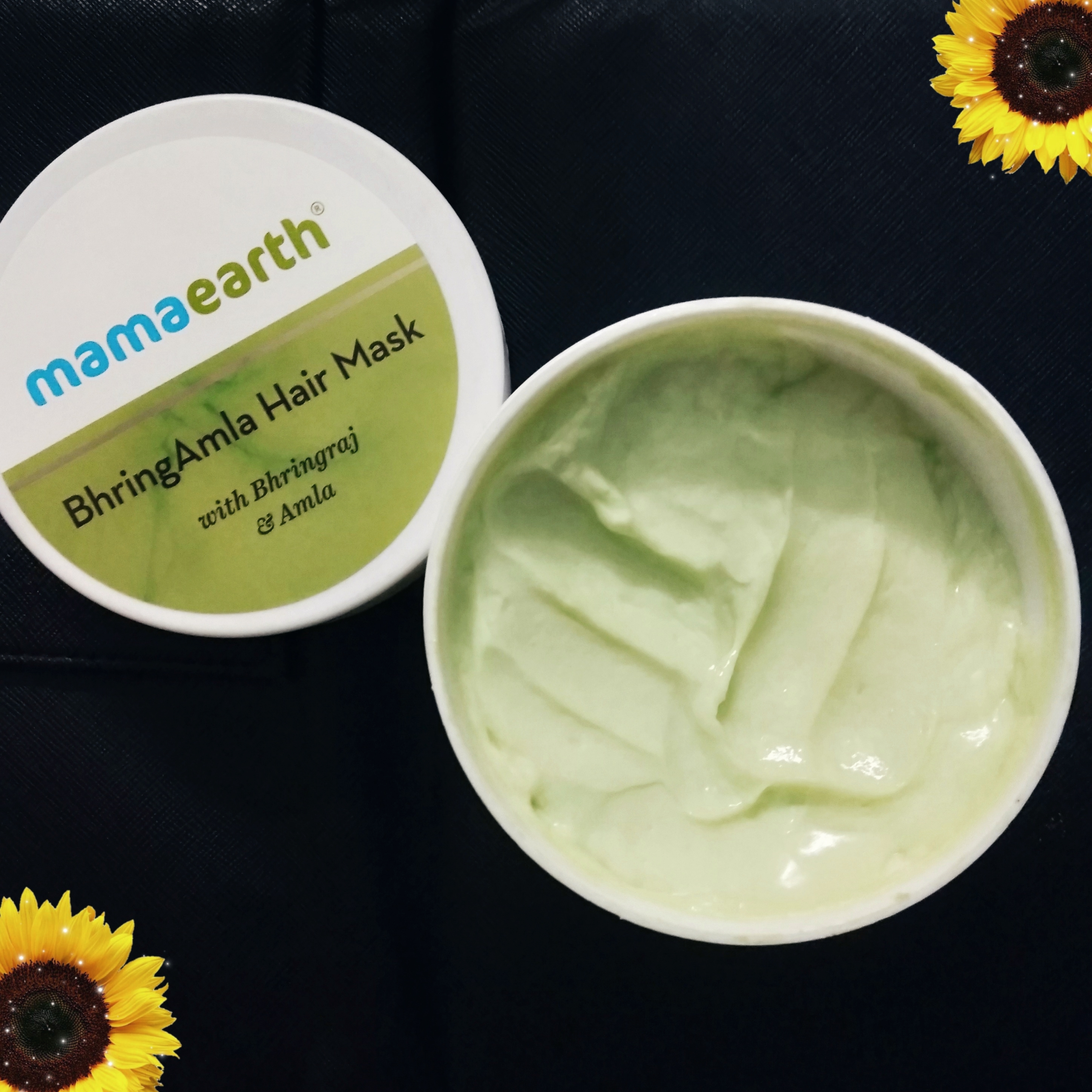 Mamaearth BhringAmla Hair Mask-Try this hair mask.-By in_voguewonderzz