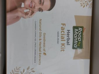 Roop Mantra Herbal Facial Kit pic 2-Very effective-By bookparadise276