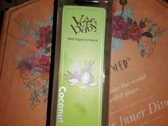 Vegebaby Natural Cold Pressed Extra Virgin Coconut Oil -Best oil ever.-By arapna_singh_