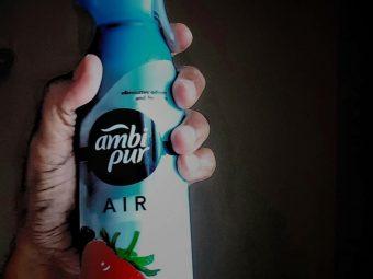 Ambi Pur Air Freshener – Sweet berries -Beautiful fragrance-By mumma_n_rohi