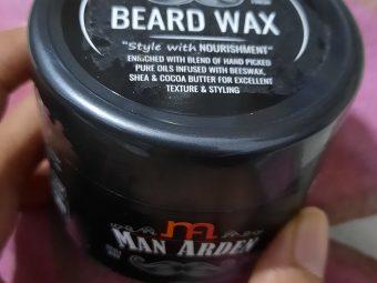 Man Arden Beard Wax – Strong Hold with Matte Finish -Amazing Beard Wax-By mutastylogenic