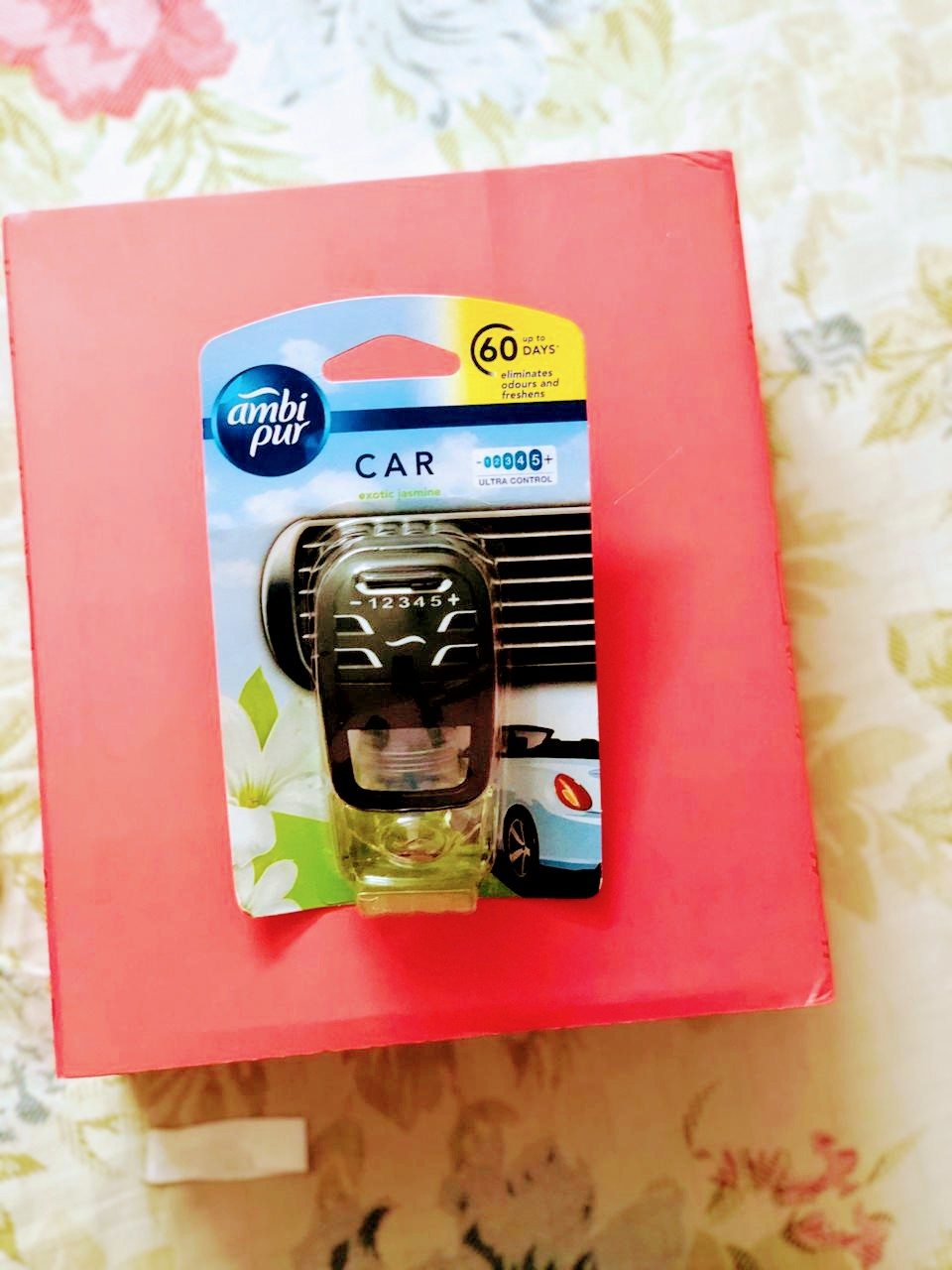Ambi Pur Car Air Freshener – Exotic Jasmine-Lovely fragrance-By vinita_kucheria