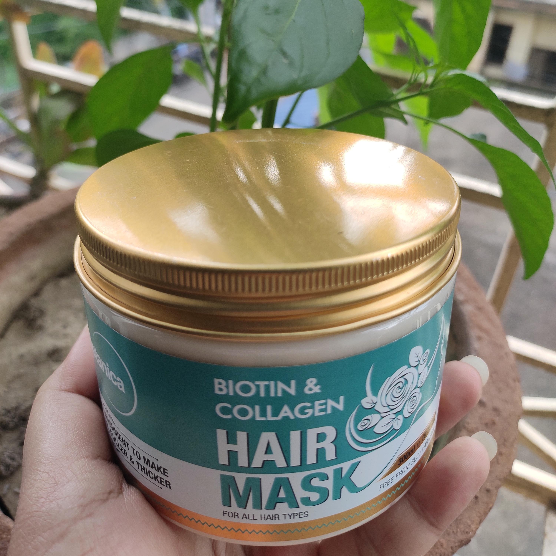 St.Botanica Biotin & Collagen Hair Mask pic 2-nice product-By _sreeyaa_
