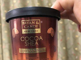 Bryan & Candy New York Cocoa Shea Sugar Body Scrub -Body scrub-By rishbhabanthia