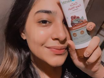 Mamaearth Coco Face Wash With Coffee & Cocoa -SUBTLE GLOW AND YUMMY FRAGRANCE-By hamsterdam