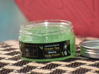 Bryan & Candy New York Green Tea Body Polish -Not so good-By nehajha