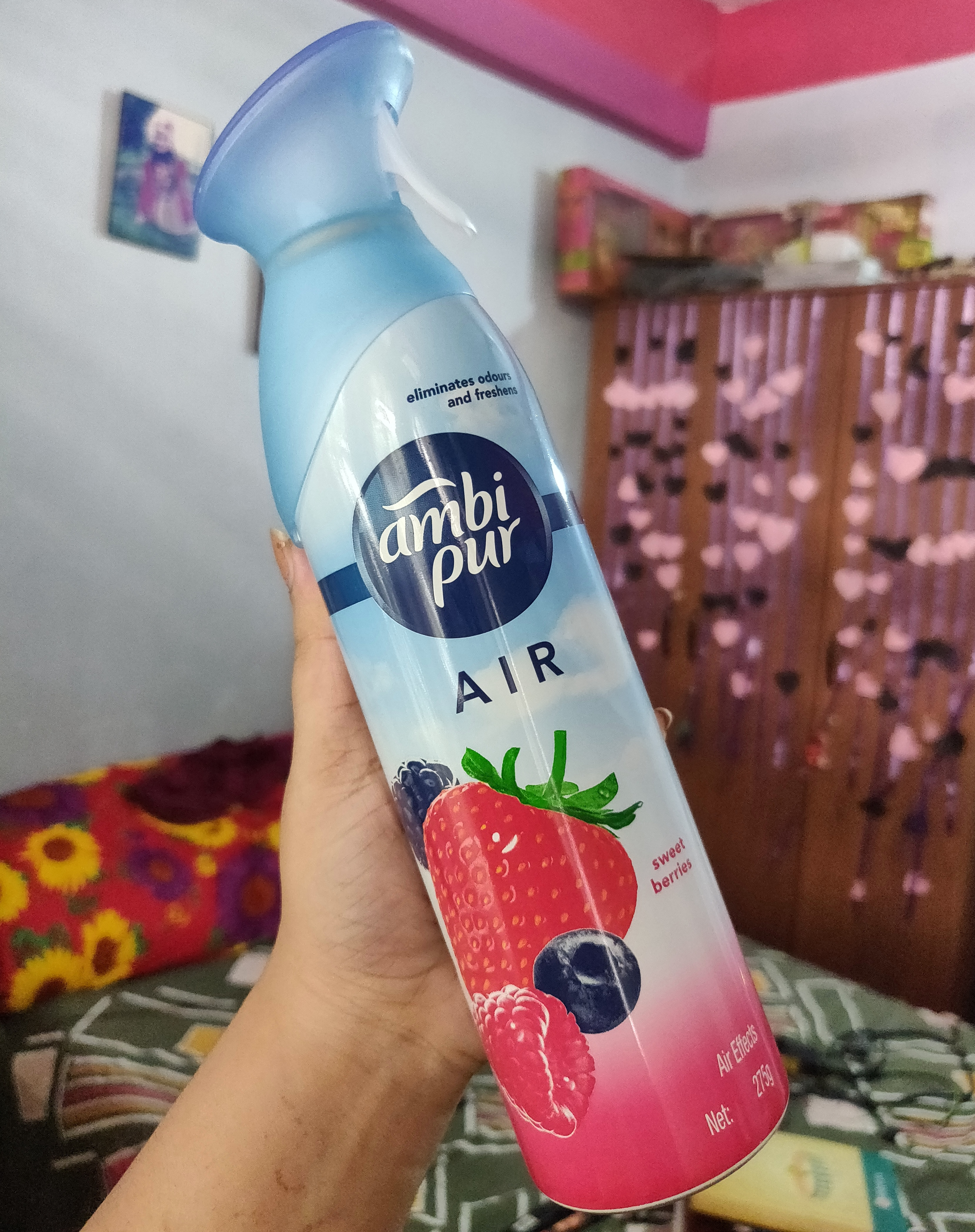 Ambi Pur Air Freshener – Sweet berries-Love the fruity Aroma-By miss_jellybean
