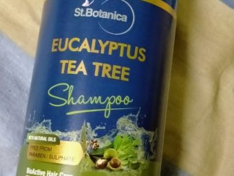 St.Botanica Eucalyptus & Tea Tree Dry Hair Repair Shampoo pic 2-Recommended product-By _dazzling_diva