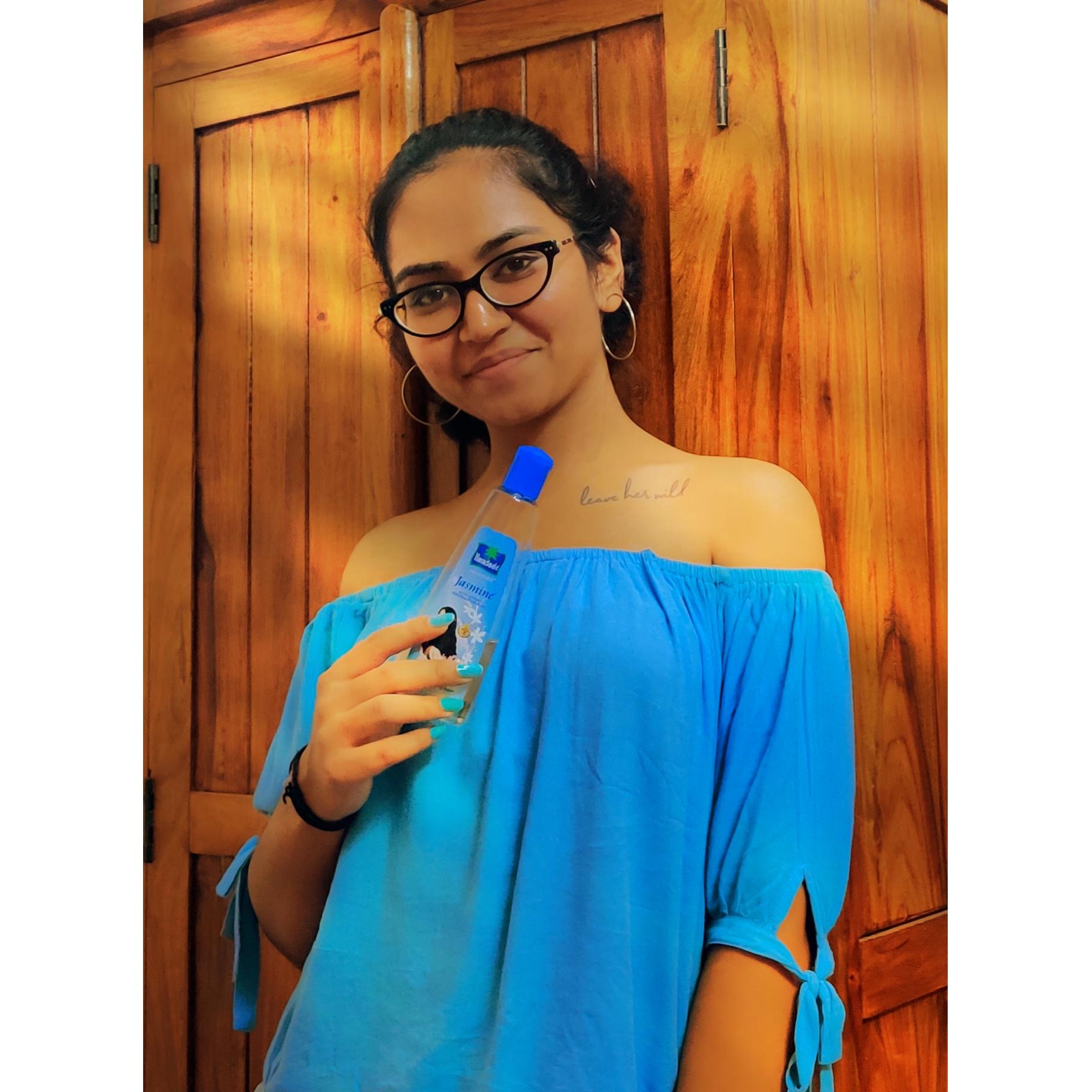 Parachute Advansed Jasmine Hair Oil-Silky and non sticky oil-By urvashimohanani
