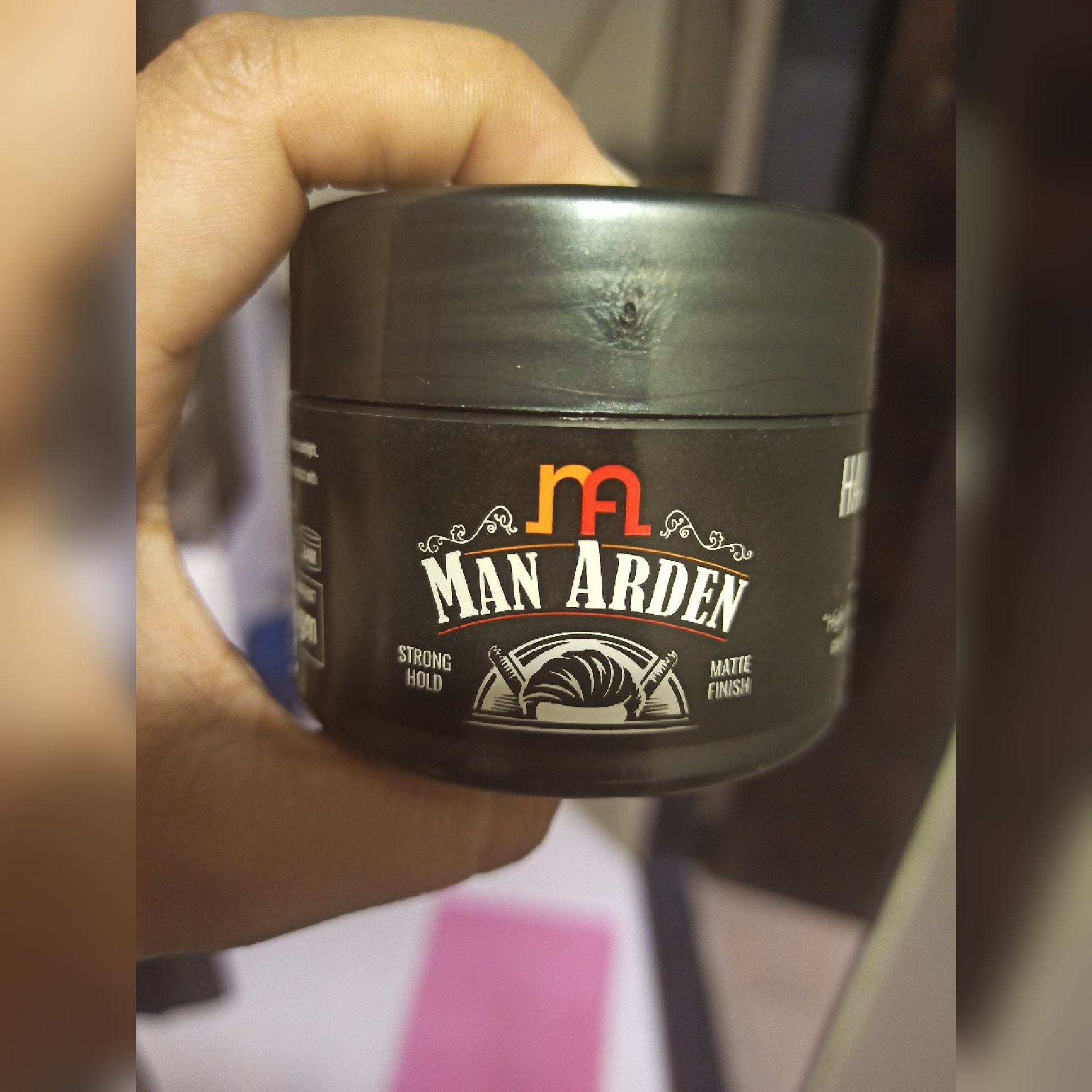 Man Arden Hair Fiber Wax-Worth buying this product!!-By priya03-2