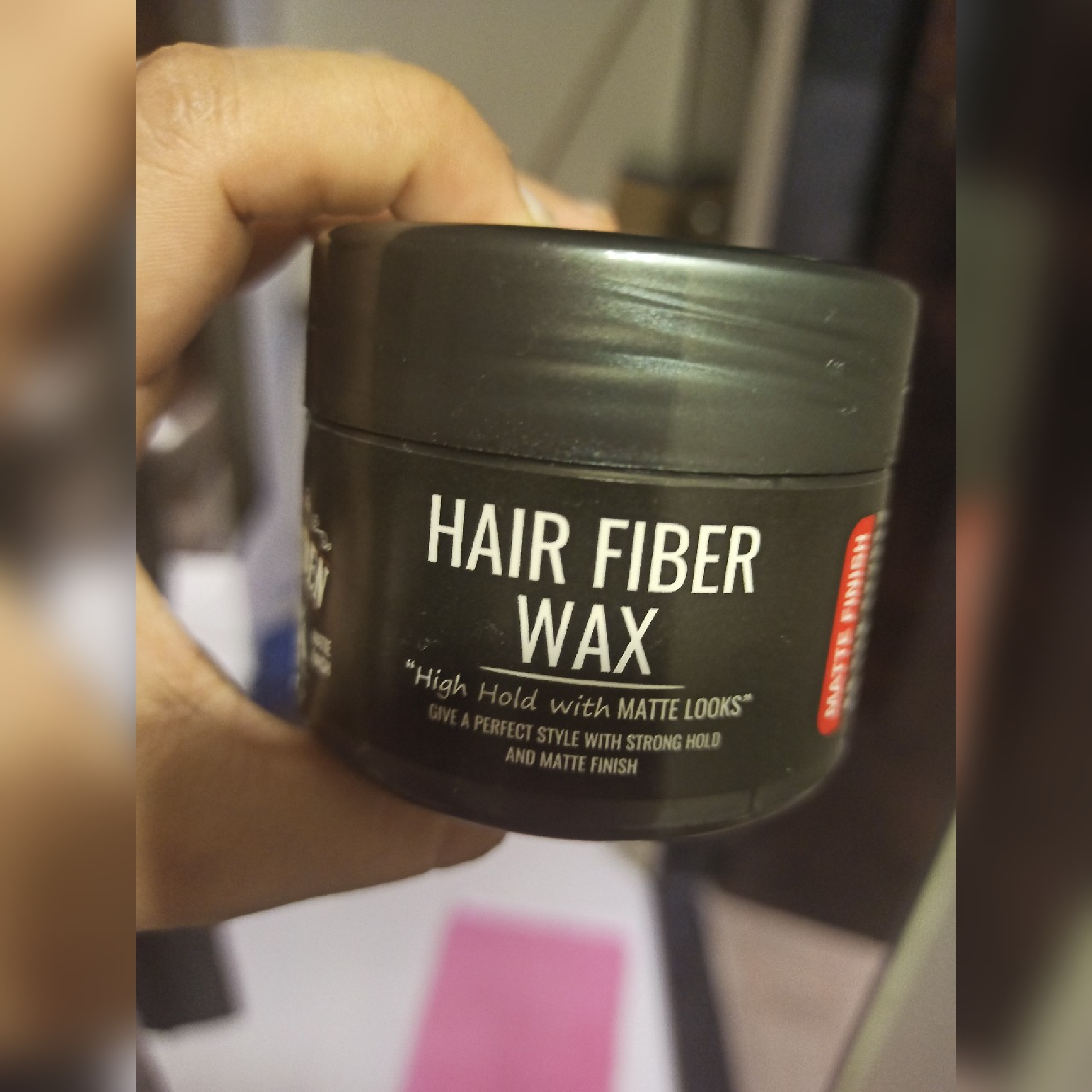 Man Arden Hair Fiber Wax-Worth buying this product!!-By priya03-1