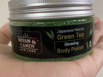 Bryan & Candy New York Green Tea Body Polish pic 2-Excellent exfoliator of dead skin cells !!-By binalithakkar83