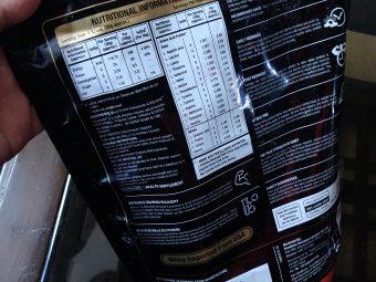 MuscleXP Raw Whey Protein 80% Powder Unflavoured pic 4-Wonderful protein powder-By glowbabies_25