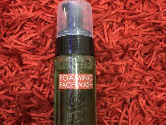 WishCare Foaming Neem Face Wash -Recommended-By filmy_bhukkad