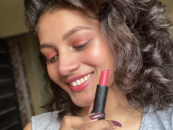 Elle 18 Color Boost Lipstick -Loved this lipstick-By sangeetaa_pal