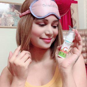 Mamaearth Skin Illuminate Face Serum With Vitamin C & Turmeric pic 2-BEST FACIAL ILLUMINATING SERUM-By mahekhanitha