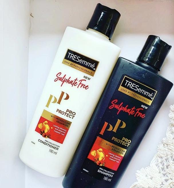 Tresemme Keratin Smooth Infusing Shampoo-Tresemme keratin smooth shampoo-By sam_sodhi