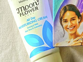 Moonflower All day Moisturizing Cream -Great product-By shalini2493