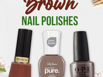 9 Best Brown Nail Polishes