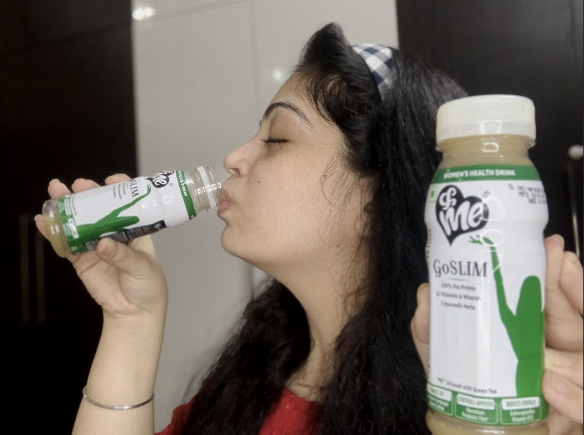 And Me GoSLIM Fitness Drink -Manage your weight with this healthy drink-By shilpa_chanana