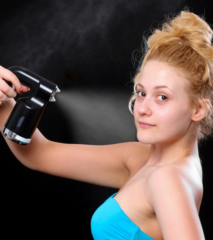 9 Best At-Home Spray Tan Machines Of 2021: Review & Buying Guide