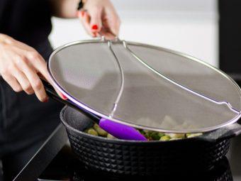 Best Splatter Screens For Frying Pans