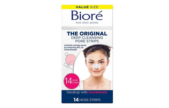 Biore The Original Deep Cleansing Pore Strips