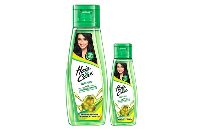 Hair & Care Fruit Oils Green