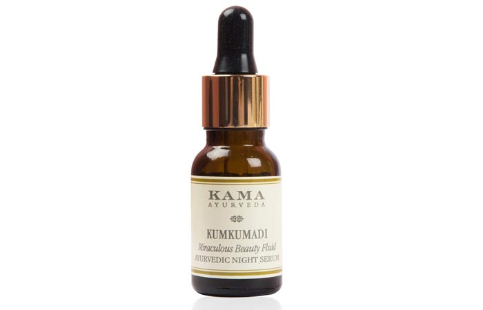 Kama Ayurveda Kumkumadi Night Serum