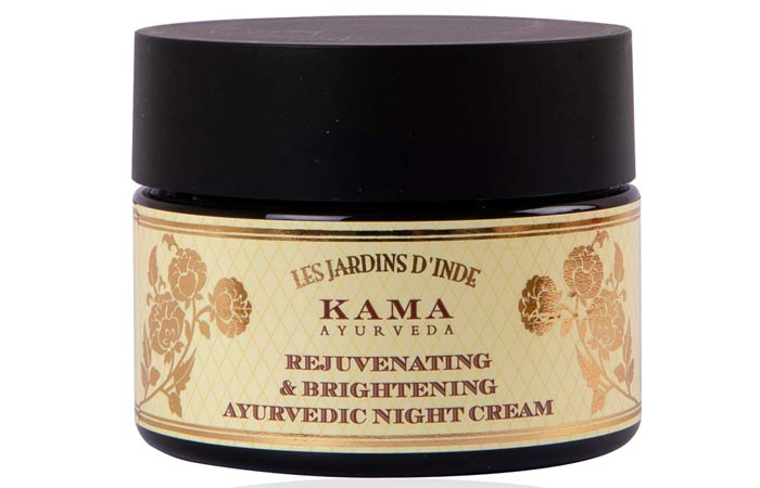 Kama Ayurveda Rejuvenating Brightening Ayurvedic Night Cream