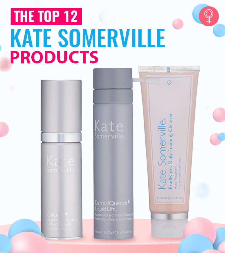 The Top 12 Kate Somerville Products Of 2020