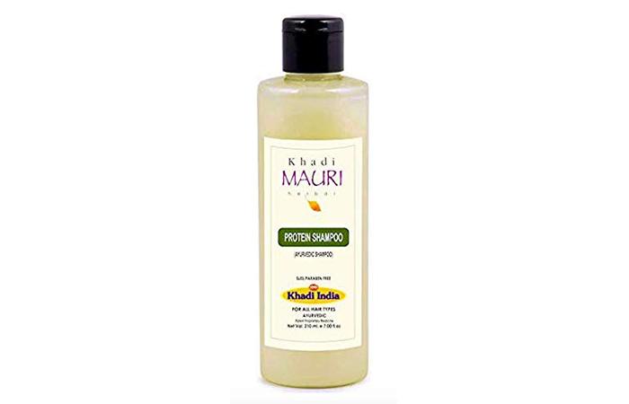 Khadi Mauri Herbal Protein Shampoo