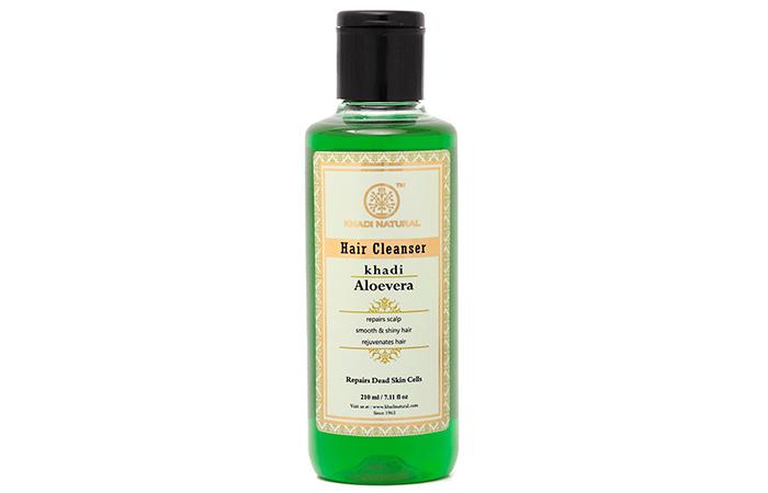 Khadi Natural Aloevera Hair Cleanser