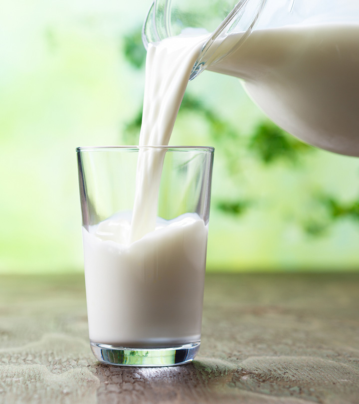 Milk Benefits, Uses and Side Effects