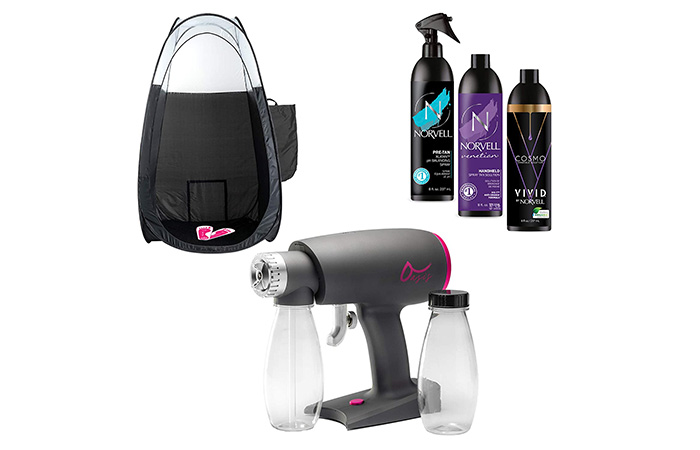 9 Best At-Home Spray Tan Machines Of 2020: Review & Buying ...