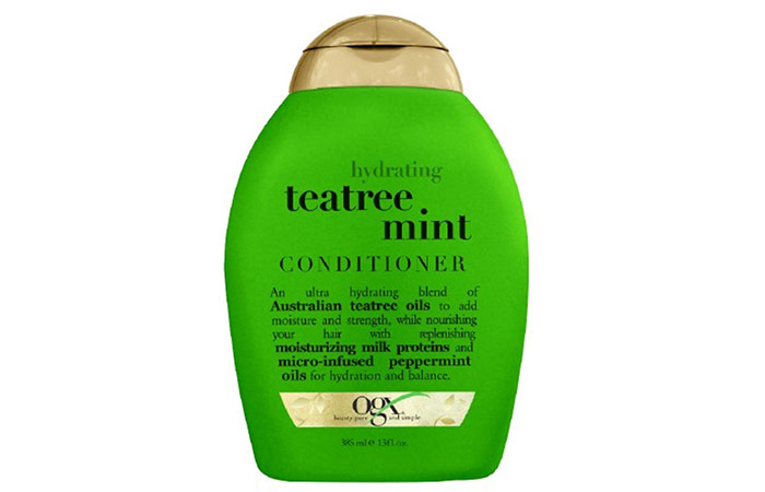 OGX Hydrating Tea Tree Mint Conditioner