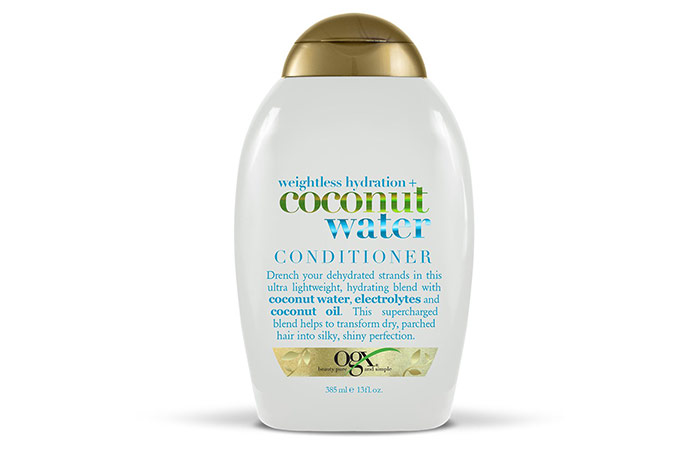 OGX Weightless Hydration + Coconut Water Conditioner