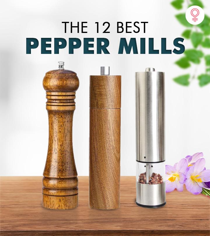 The 12 Best Pepper Mills – Reviews