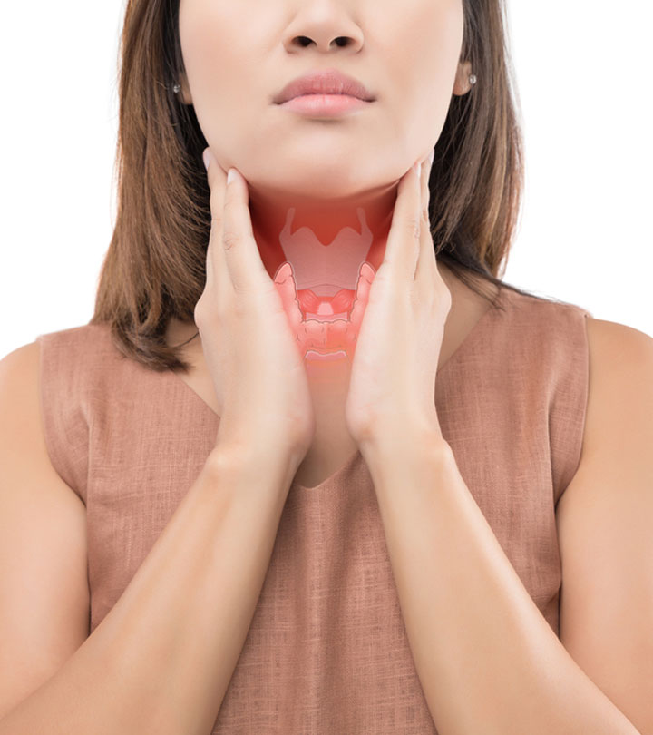 The best home remedies to cure thyroid and keep us from getting it
