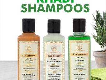 Top 15 Khadi Shampoos Of 2020